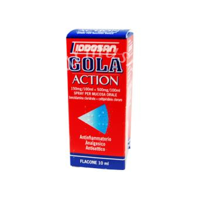 Gola Action Spray