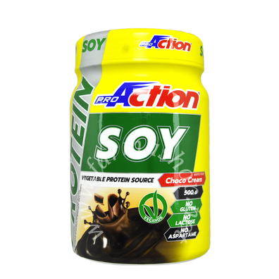 Proaction Soy Protein Choco Cream